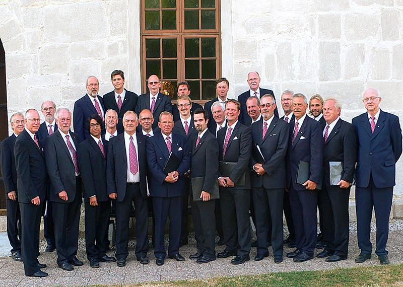 Kyrkokonsert i Domkyrkan tillsammans med Hammerfest manskör